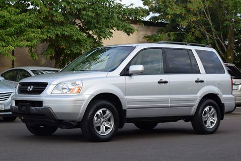 2005 Honda Pilot for sale at Beaverton Auto Wholesale LLC in Aloha OR