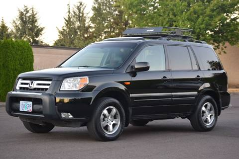 2007 Honda Pilot for sale at Beaverton Auto Wholesale LLC in Aloha OR