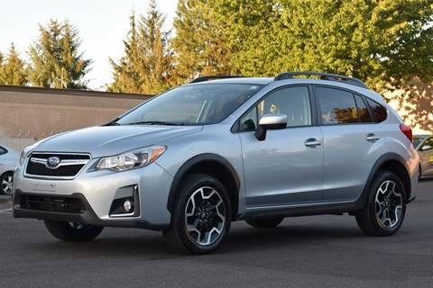2017 Subaru Crosstrek for sale at Beaverton Auto Wholesale LLC in Hillsboro OR