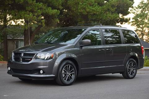 2017 Dodge Grand Caravan for sale at Beaverton Auto Wholesale LLC in Aloha OR