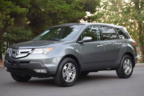 2008 Acura MDX for sale at Beaverton Auto Wholesale LLC in Aloha OR