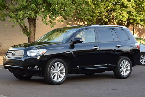 2008 Toyota Highlander Hybrid for sale at Beaverton Auto Wholesale LLC in Aloha OR
