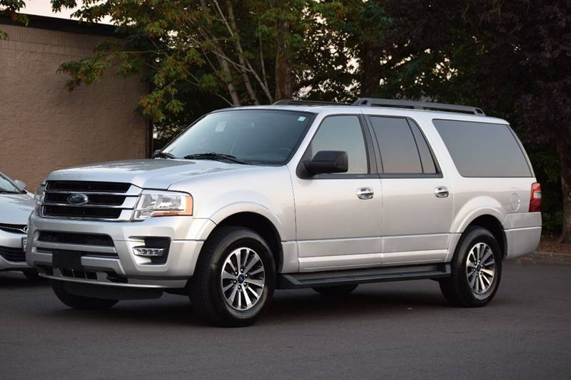 2017 Ford Expedition EL for sale at Beaverton Auto Wholesale LLC in Hillsboro OR