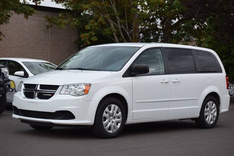 2016 Dodge Grand Caravan for sale at Beaverton Auto Wholesale LLC in Hillsboro OR