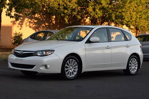 2011 Subaru Impreza for sale at Beaverton Auto Wholesale LLC in Aloha OR