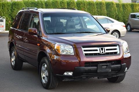 2007 Honda Pilot for sale at Beaverton Auto Wholesale LLC in Aloha OR