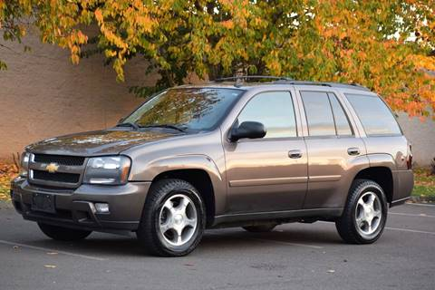 2008 Chevrolet TrailBlazer for sale at Beaverton Auto Wholesale LLC in Aloha OR