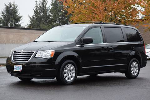 2010 Chrysler Town and Country for sale at Beaverton Auto Wholesale LLC in Aloha OR