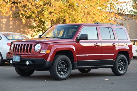 2016 Jeep Patriot for sale at Beaverton Auto Wholesale LLC in Aloha OR