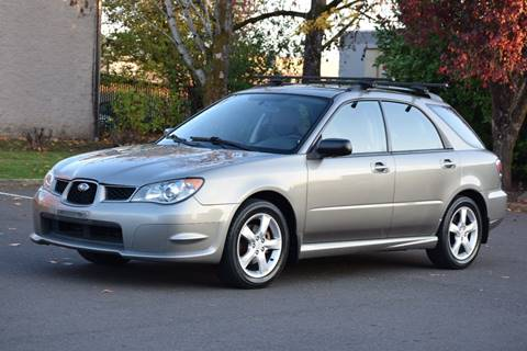 2006 Subaru Impreza for sale at Beaverton Auto Wholesale LLC in Aloha OR