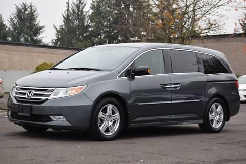 2013 Honda Odyssey for sale at Beaverton Auto Wholesale LLC in Aloha OR