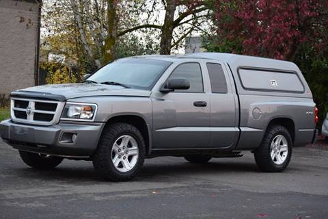 2010 Dodge Dakota for sale at Beaverton Auto Wholesale LLC in Aloha OR