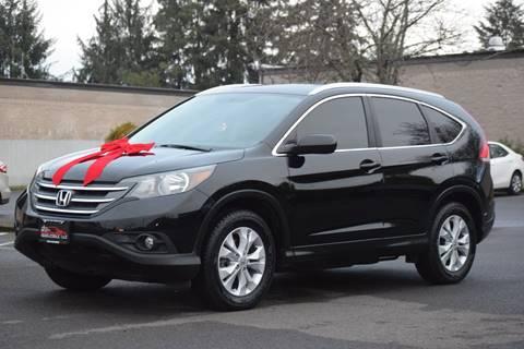 2013 Honda CR-V for sale at Beaverton Auto Wholesale LLC in Aloha OR