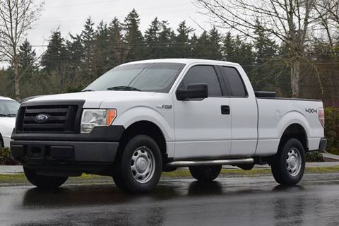 2010 Ford F-150 for sale at Beaverton Auto Wholesale LLC in Aloha OR