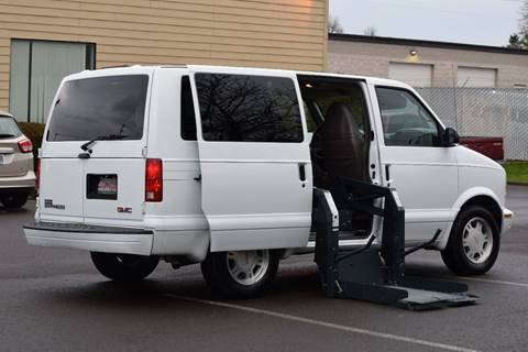 2004 GMC Safari for sale in Aloha, OR