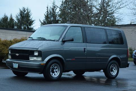2000 Chevrolet Astro for sale at Beaverton Auto Wholesale LLC in Aloha OR
