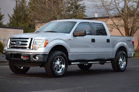 2012 Ford F-150 for sale at Beaverton Auto Wholesale LLC in Aloha OR