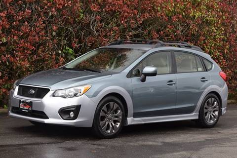2012 Subaru Impreza for sale at Beaverton Auto Wholesale LLC in Aloha OR