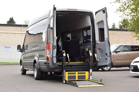 2017 Ford Transit Passenger for sale at Beaverton Auto Wholesale LLC in Aloha OR
