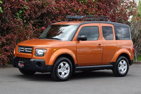 2008 Honda Element for sale at Beaverton Auto Wholesale LLC in Aloha OR