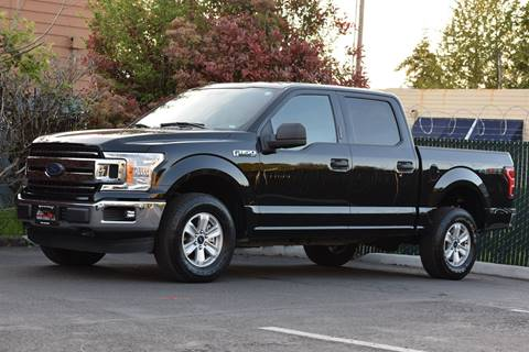 2018 Ford F-150 for sale at Beaverton Auto Wholesale LLC in Aloha OR