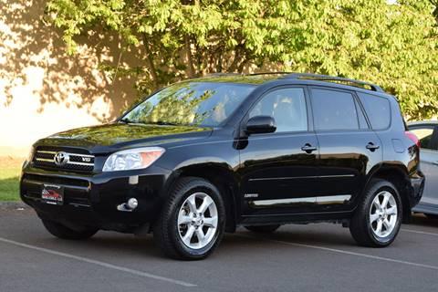 2008 Toyota RAV4 for sale at Beaverton Auto Wholesale LLC in Aloha OR