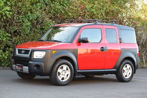 2006 Honda Element for sale at Beaverton Auto Wholesale LLC in Aloha OR