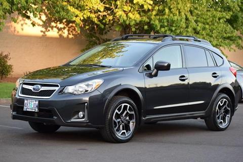 2017 Subaru Crosstrek for sale at Beaverton Auto Wholesale LLC in Aloha OR