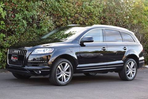 2015 Audi Q7 for sale at Beaverton Auto Wholesale LLC in Aloha OR