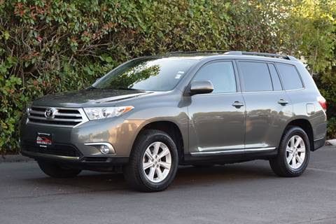 2011 Toyota Highlander for sale at Beaverton Auto Wholesale LLC in Aloha OR