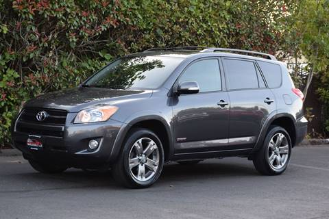 2011 Toyota RAV4 for sale at Beaverton Auto Wholesale LLC in Aloha OR