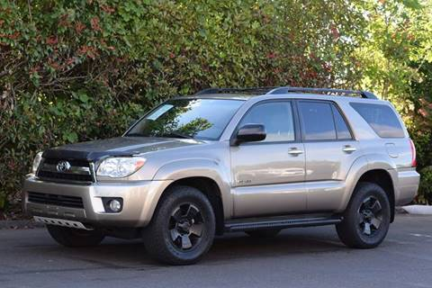 2008 Toyota 4Runner for sale at Beaverton Auto Wholesale LLC in Aloha OR