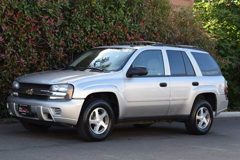 2006 Chevrolet TrailBlazer for sale at Beaverton Auto Wholesale LLC in Aloha OR