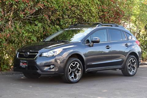 2013 Subaru XV Crosstrek for sale at Beaverton Auto Wholesale LLC in Aloha OR