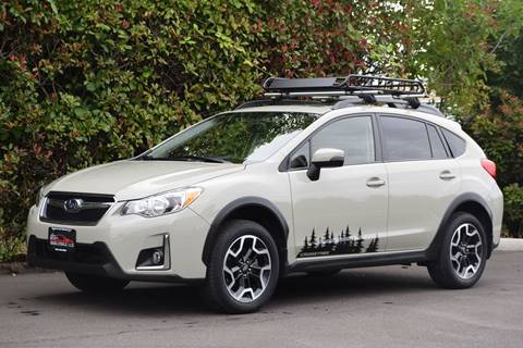 2016 Subaru Crosstrek for sale at Beaverton Auto Wholesale LLC in Aloha OR