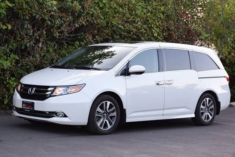 2015 Honda Odyssey for sale at Beaverton Auto Wholesale LLC in Aloha OR
