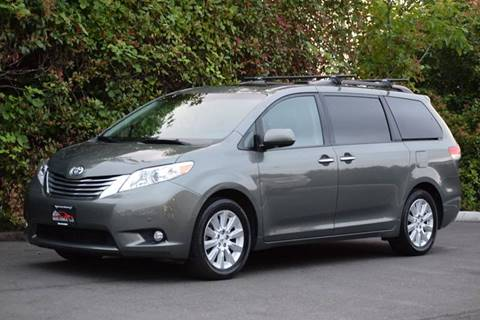 2012 Toyota Sienna for sale at Beaverton Auto Wholesale LLC in Aloha OR