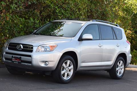 2007 Toyota RAV4 for sale at Beaverton Auto Wholesale LLC in Aloha OR