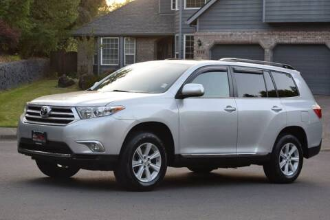2013 Toyota Highlander for sale at Beaverton Auto Wholesale LLC in Aloha OR