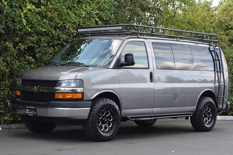 2011 Chevrolet Express Passenger for sale at Beaverton Auto Wholesale LLC in Aloha OR