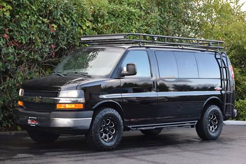 2013 Chevrolet Express Passenger for sale at Beaverton Auto Wholesale LLC in Aloha OR