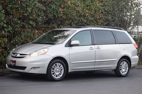 2007 Toyota Sienna for sale at Beaverton Auto Wholesale LLC in Aloha OR