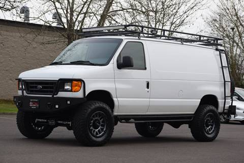 2005 Ford E-Series Cargo for sale at Beaverton Auto Wholesale LLC in Aloha OR