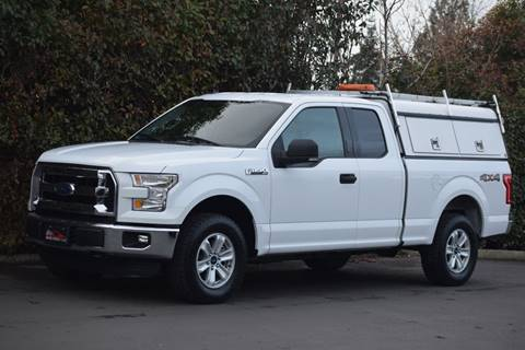 2016 Ford F-150 for sale at Beaverton Auto Wholesale LLC in Aloha OR