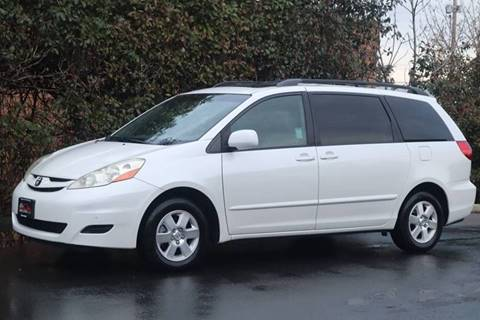 2010 Toyota Sienna for sale at Beaverton Auto Wholesale LLC in Aloha OR