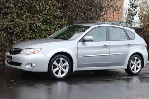 2009 Subaru Impreza for sale at Beaverton Auto Wholesale LLC in Aloha OR
