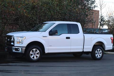 2015 Ford F-150 for sale at Beaverton Auto Wholesale LLC in Aloha OR