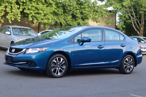 2014 Honda Civic for sale at Beaverton Auto Wholesale LLC in Aloha OR