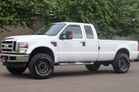 2010 Ford F-250 Super Duty for sale at Beaverton Auto Wholesale LLC in Aloha OR