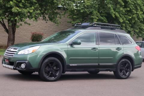 2014 Subaru Outback for sale at Beaverton Auto Wholesale LLC in Aloha OR
